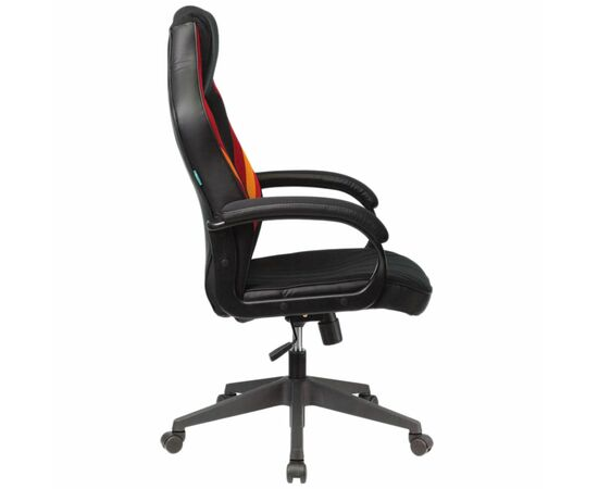 Игровое кресло Бюрократ VIKING 3 AERO Red, Вариант цвета: black/red фото, изображение 3