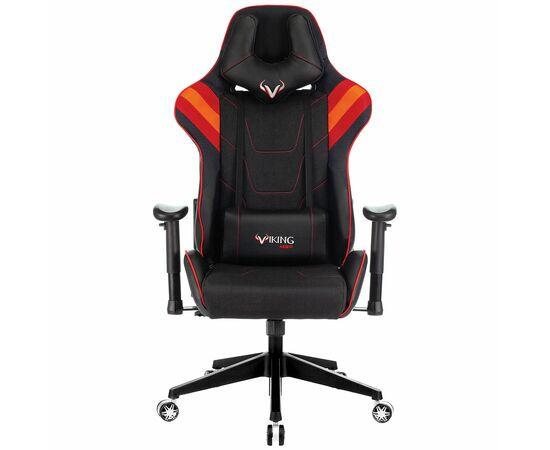 Игровое кресло Бюрократ VIKING 4 AERO Red, Вариант цвета: black/red фото