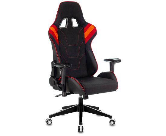 Игровое кресло Бюрократ VIKING 4 AERO Red, Вариант цвета: black/red фото, изображение 12