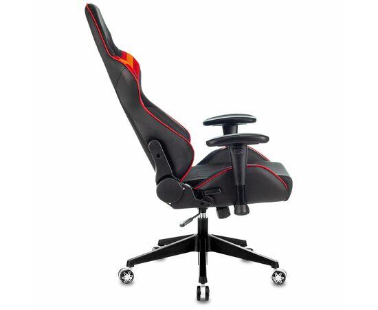 Игровое кресло Бюрократ VIKING 4 AERO Red, Вариант цвета: black/red фото, изображение 16