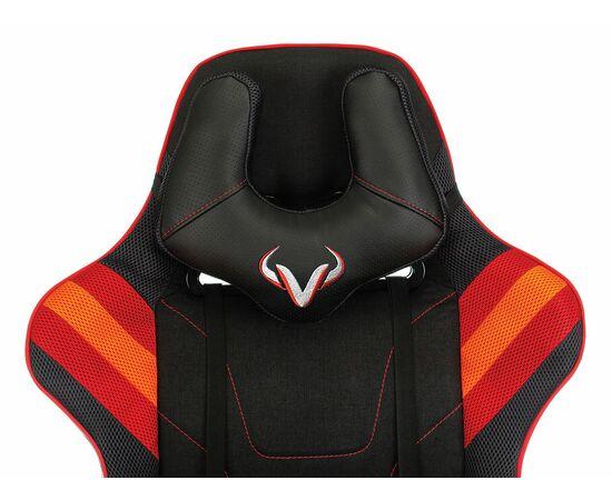 Игровое кресло Бюрократ VIKING 4 AERO Red, Вариант цвета: black/red фото, изображение 7