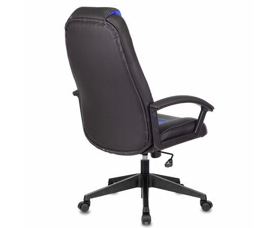 Игровое кресло Бюрократ VIKING-8 Black+Blue, Вариант цвета: black/blue фото, изображение 4