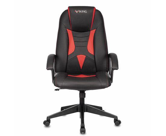 Игровое кресло Бюрократ VIKING-8 Black+Red, Вариант цвета: black/red фото