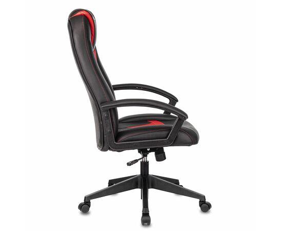 Игровое кресло Бюрократ VIKING-8 Black+Red, Вариант цвета: black/red фото, изображение 3