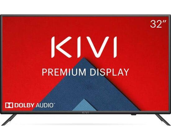 Телевизор 32 дюйма KIVI 32H510KD, черный, изображение 1