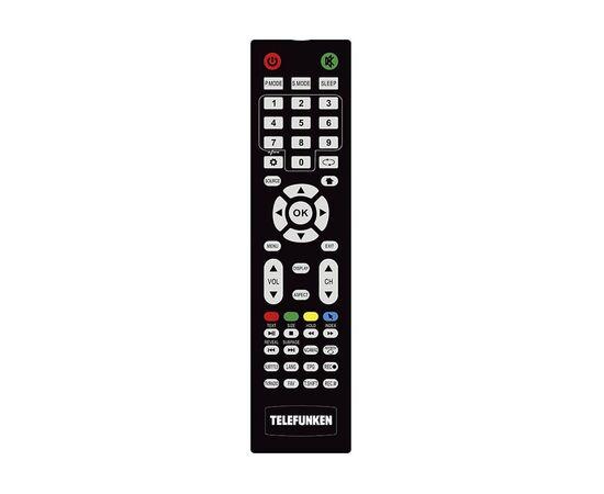 Безрамочный Телевизор Smart 32 дюйма Telefunken TF-LED32S60T2S, изображение 2