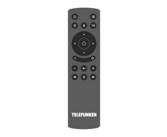 4K Телевизор Smart 43 дюйма Telefunken TF-LED43S06T2SU, изображение 2