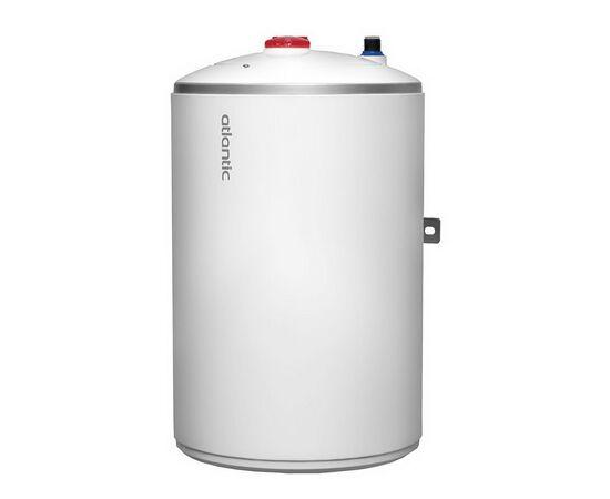 Электроводонагреватель (бойлер) 10 литров с мокрым ТЭНом ATLANTIC OPRO 10 SB фото, изображение 2