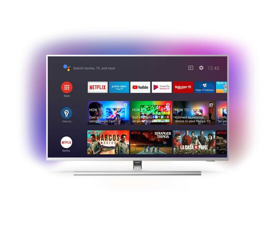 4K Телевизор SMART 58 дюймов PHILIPS 58PUS8505/60, изображение 5