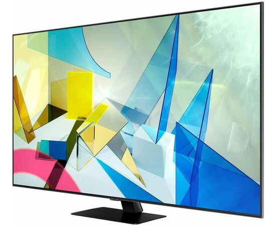 4К QLED Телевизор SMART 50 дюймов SAMSUNG QE-50Q80TAUXRU, изображение 2