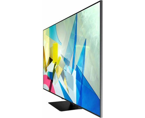 4К QLED Телевизор SMART 50 дюймов SAMSUNG QE-50Q80TAUXRU, изображение 4