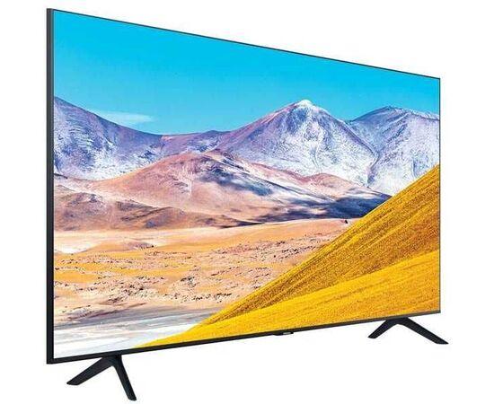 Безрамочный 4K Телевизор SMART 75 дюймов SAMSUNG UE75TU8000UXUA, изображение 2