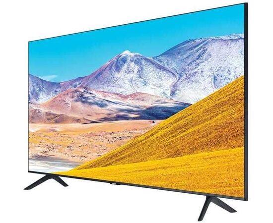 Безрамочный 4K Телевизор SMART 75 дюймов SAMSUNG UE75TU8000UXUA, изображение 3