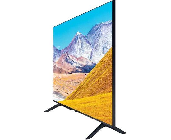 Безрамочный 4K Телевизор SMART 75 дюймов SAMSUNG UE75TU8000UXUA, изображение 4