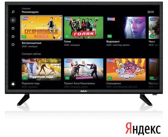 Телевизор SMART 32 дюйма BBK 32LEX-7289/TS2C, изображение 1