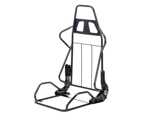 Игровое кресло Бюрократ Zombie VIKING KNIGHT Fabric Light-15 малиновый, Вариант цвета: raspberry фото, изображение 19