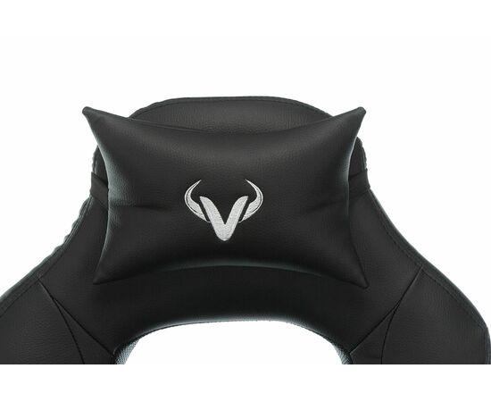 Игровое кресло Бюрократ VIKING 6 KNIGHT черный Diamond 600 фото, изображение 5