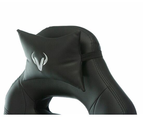 Игровое кресло Бюрократ VIKING 6 KNIGHT черный Diamond 600 фото, изображение 6