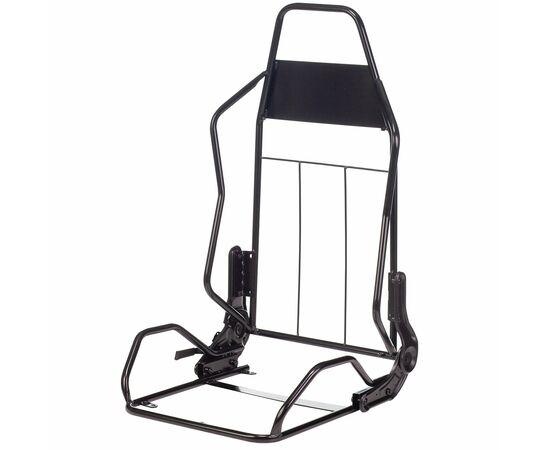 Игровое кресло Бюрократ Zombie HERO JOKER PRO, Вариант цвета: black/violet фото, изображение 16