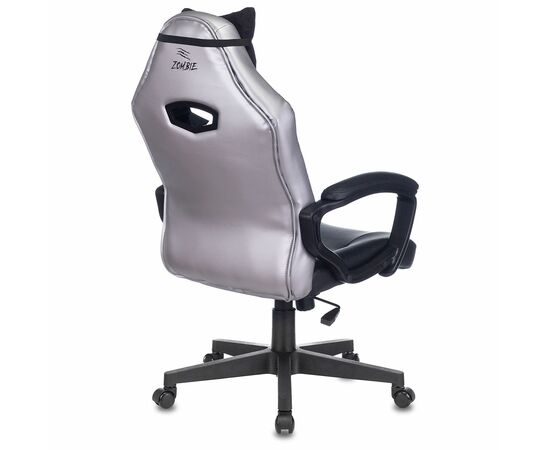 Игровое кресло Бюрократ Zombie HERO QUEEN фото, изображение 4