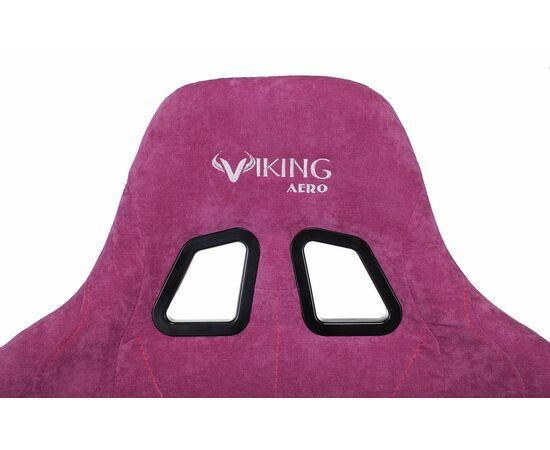 Игровое кресло Бюрократ Zombie VIKING KNIGHT Fabric Light-15 малиновый, Вариант цвета: raspberry фото, изображение 12