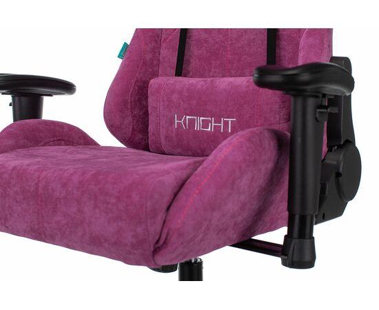 Игровое кресло Бюрократ Zombie VIKING KNIGHT Fabric Light-15 малиновый, Вариант цвета: raspberry фото, изображение 9