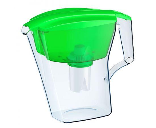 Фильтр-кувшин Аквафор Лайн зеленый фото, изображение 2