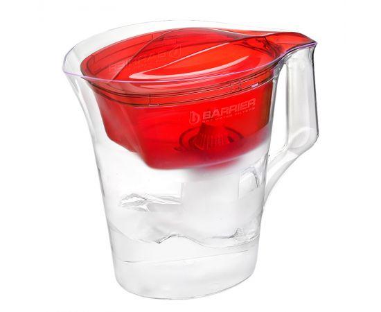 Фильтр-кувшин Барьер Твист красный (В173Р00) фото, изображение 2
