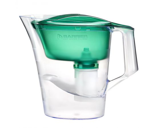 Фильтр-кувшин Барьер Твист зеленый (В172Р00) фото