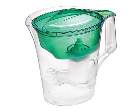 Фильтр-кувшин Барьер Твист зеленый (В172Р00) фото, изображение 2