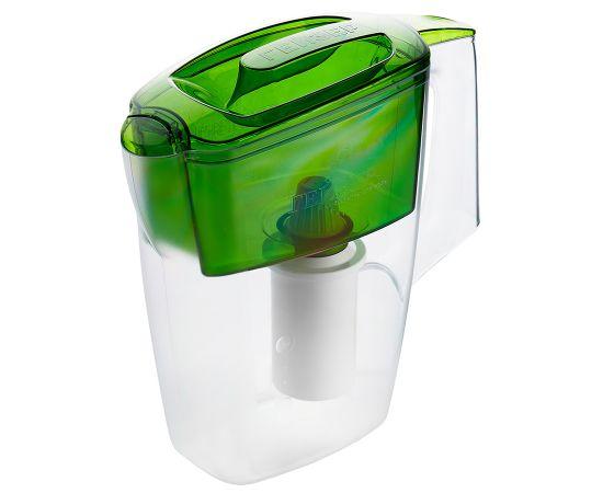 Фильтр-кувшин Гейзер Альфа зеленый (62047) фото, изображение 2
