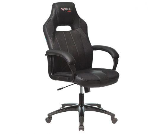 Игровое кресло Бюрократ VIKING 2 AERO BLACK EDITION (1180816) фото, изображение 2