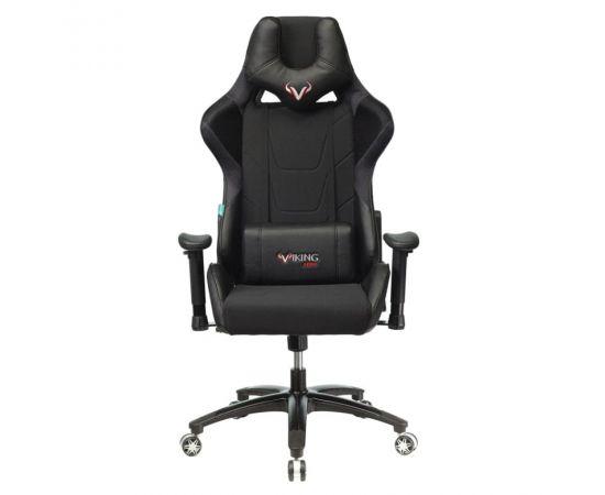 Игровое кресло Бюрократ VIKING 4 AERO BLACK EDITION, Вариант цвета: black фото