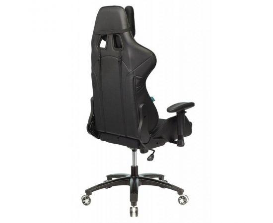 Игровое кресло Бюрократ VIKING 4 AERO BLACK EDITION, Вариант цвета: black фото, изображение 4