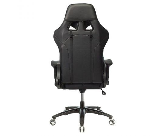 Игровое кресло Бюрократ VIKING 4 AERO BLACK EDITION, Вариант цвета: black фото, изображение 5