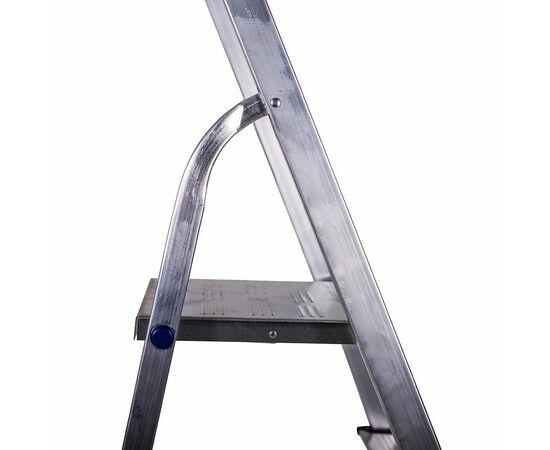 Стремянка Stairs алюм. АS08 фото, изображение 4