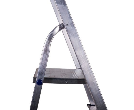 Стремянка Stairs LUX алюм. АS04LX фото, изображение 3