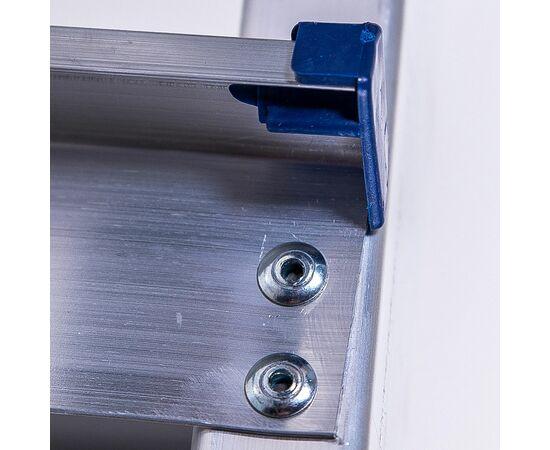 Стремянка Stairs алюм.двухсторон.АS202 фото, изображение 3