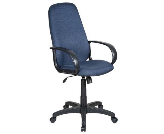 Офисное кресло руководителя Бюрократ CH-808AXSN/Bl&Blue фото, изображение 2