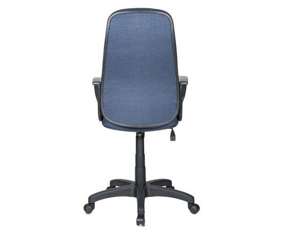 Офисное кресло руководителя Бюрократ CH-808AXSN/Bl&Blue фото, изображение 4