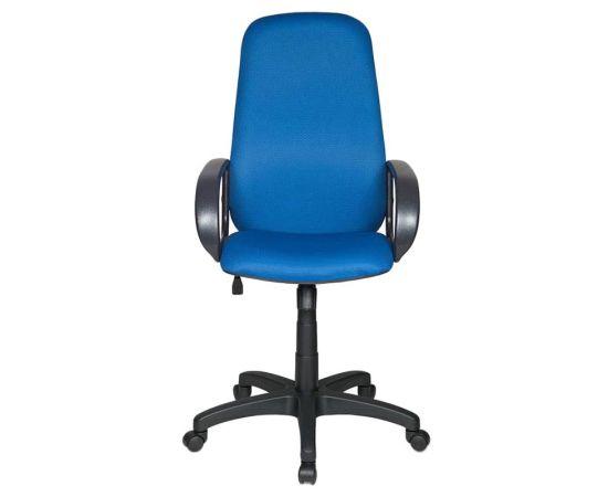 Офисное кресло руководителя Бюрократ CH-808AXSN/TW-10 синий (664040) фото