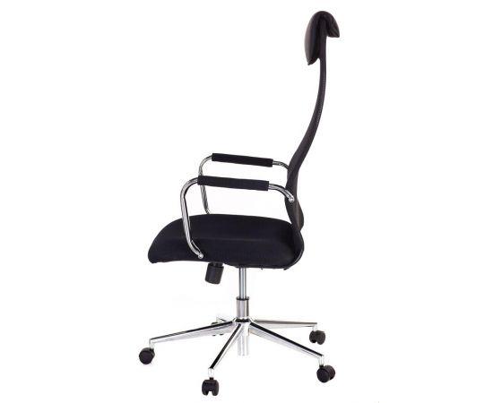 Офисное кресло руководителя Бюрократ KB-9N/BLACK TW-01 TW-11 фото, изображение 3