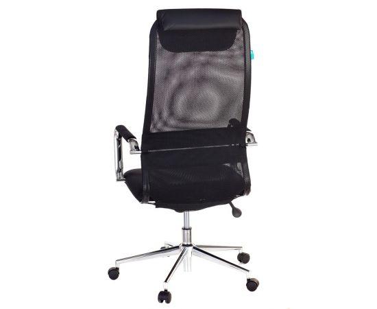 Офисное кресло руководителя Бюрократ KB-9N/BLACK TW-01 TW-11 фото, изображение 4