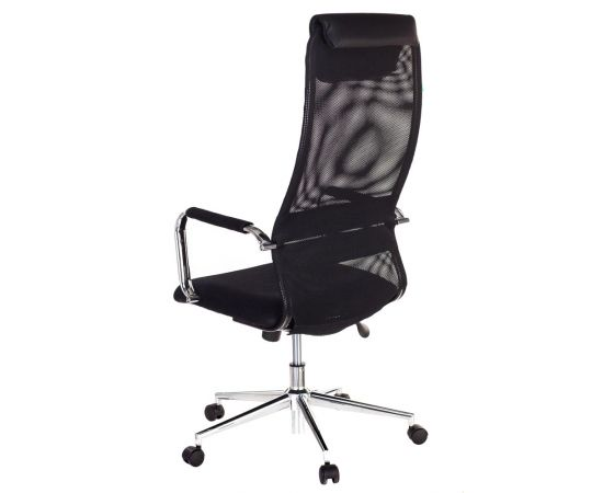 Офисное кресло руководителя Бюрократ KB-9N/BLACK TW-01 TW-11 фото, изображение 5