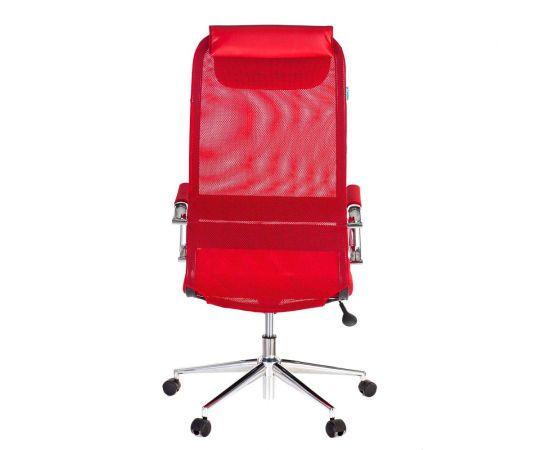 Офисное кресло руководителя Бюрократ KB-9N/R/TW-97N красный (1140274) фото, изображение 5
