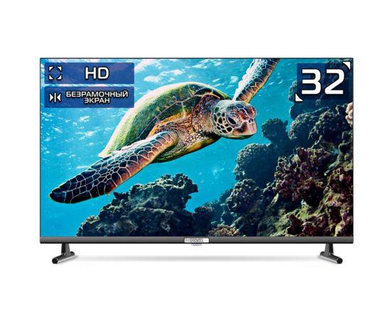 Безрамочный Телевизор 32 дюйма Polar P32L22T2C