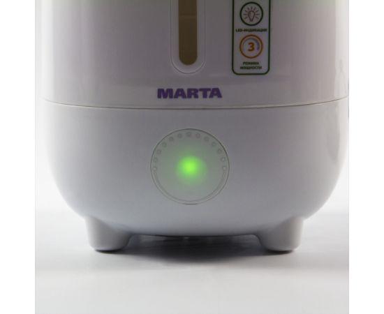 Увлажнитель воздуха Мarta MT-2685 фиолетовый чароит фото, изображение 3