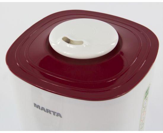 Увлажнитель воздуха Мarta MT-2687 бордовый грант, 4л фото, изображение 4