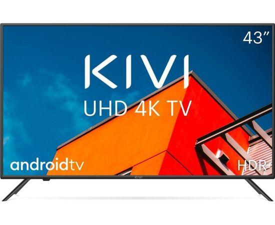 4K UHD Телевизор Smart 43 дюйма KIVI 43U710KB, изображение 2