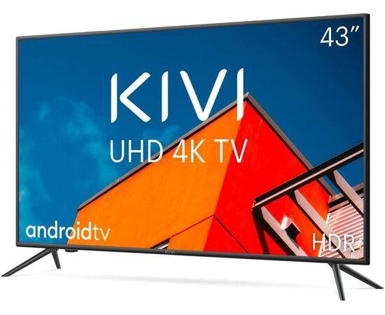 4K UHD Телевизор Smart 43 дюйма KIVI 43U710KB, изображение 4